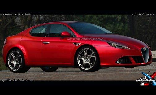 Alfa Romeo Alfa Male Fd